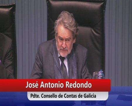 O papel do Consello de Contas de Galicia no marco da nova lei  - Curso monográfico sobre rexeneración democrática e institucional